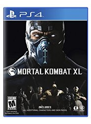 Mortal Kombat XL – PlayStation 4