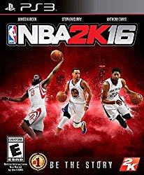 NBA 2K16 – PlayStation 3