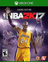 NBA 2K17 – Legend Edition – Xbox One