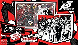 Persona 5 – SteelBook Edition – PlayStation 4