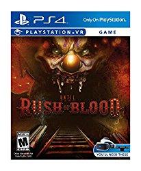 PSVR Until Dawn: Rush of Blood – PlayStation 4
