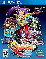 Shantae: Risky Beats Edition – PlayStation Vita