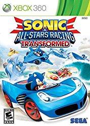 Sonic & All-Stars Racing Transformed – Xbox 360