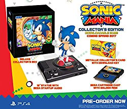 Sonic Mania: Collector's Edition – PlayStation 4
