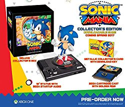 Sonic Mania: Collector's Edition – Xbox One