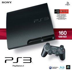Sony Playstation 3 160GB System