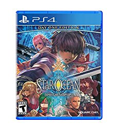 Star Ocean: Integrity and Faithlessness – PlayStation 4