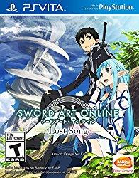 Sword Art Online: Lost Song – PlayStation Vita