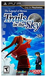 The Legend of Heroes: Trails in the Sky – Sony PSP