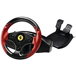 Thrustmaster VG Ferrari Racing Wheel – Red Legend Edition – PlayStation 3