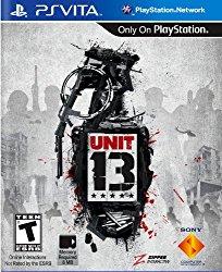 Unit 13 – PlayStation Vita