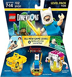 Warner Home Video – Games LEGO Dimensions, Adventure Time Level Pack – Not Machine Specific