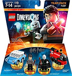 Warner Home Video – Games LEGO Dimensions, Harry Potter Team Pack – Not Machine Specific