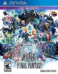 World of Final Fantasy – PlayStation Vita