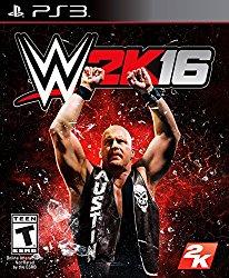 WWE 2K16 – PlayStation 3