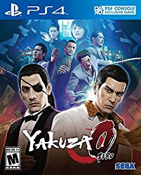 Yakuza 0 – PlayStation 4