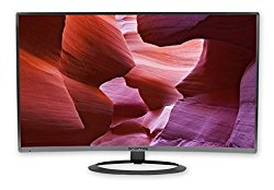 Sceptre C325W-1920R 32-Inch Curved Monitor Full HD 1080P HDMI Displayport Ultra Thin Brushed Metallic