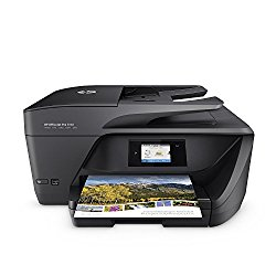 HP OfficeJet Pro 6968 Wireless All-in-One Photo Printer with Mobile Printing, Instant Ink ready (T0F28A)