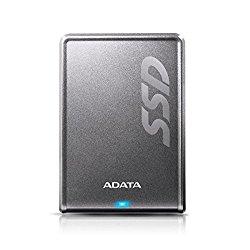 ADATA SV620 240GB USB 3.0 External Solid State Drive (ASV620-240GU3-CTI)
