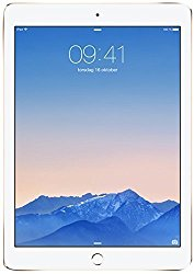 Apple iPad Air 2 MH182LL/A 9.7-Inches 64gb Tablet (Gold) (Certified Refurbished)