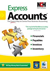 Express Accounts Accounting Software for Bookkeeping, Cashflow and Reporting [Download]