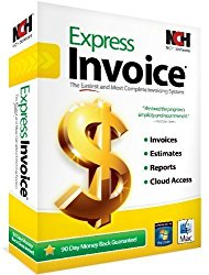 Express Invoice Professional Invoicing Software (PC/Mac)