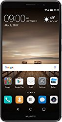 Huawei Mate 9 with Leica Dual Camera – 64GB Unlocked Phone – Space Gray (US Warranty)