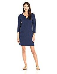 Lilly Pulitzer Women's Upf 50+ Joyce Dress, 408:True Navy, XL