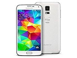 Samsung Galaxy S5 G900V 16GB Verizon GSM 4G LTE Smartphone w/ 16MP Camera – Shimmery White