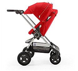 Stokke Scoot Stroller – Red