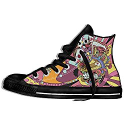 Yo Ou Poker And Dice Non-slip Shoes Canvas Sneaker