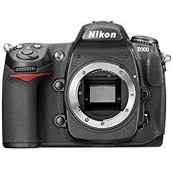 Nikon D300 DX 12.3MP Digital SLR Camera (Body Only)