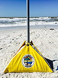 "beachBUB™ Ultra "" The Patio Umbrella Base Made for the Beach "" Guaranteed to work on all Beach Umbrellas"