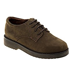 Academie Gear Mens' James,Olive Leather,US MEDIUM WIDTH
