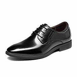 Business casual lace shoes/Men's Shoes/British fashion wear leather shoes
