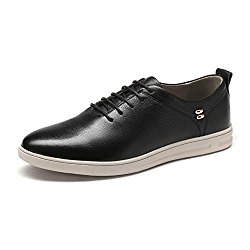 Lace casual shoes/Men's shoes/In spring and autumn wear round toe