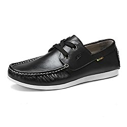 Men's lace-up shoes/Daily business casual leather shoes