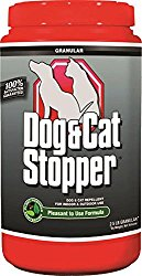 Messina Wildlife Dog & Cat Stopper Pest Repellant Shaker Jug, 2.5 lb