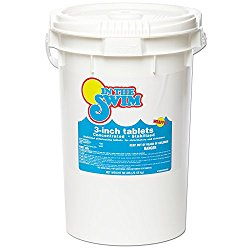 In The Swim 3 Inch Pool Chlorine Tablets 50 lbs.