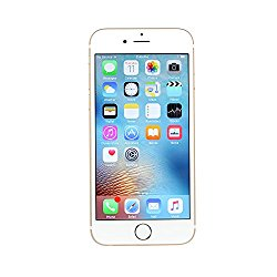 Apple iPhone 6S – 16GB GSM Unlocked – Gold (Certified Refurbished)
