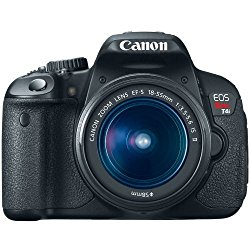 Canon EOS Rebel T4i DSLR with 18-55mm EF-S IS II Lens (OLD MODEL)