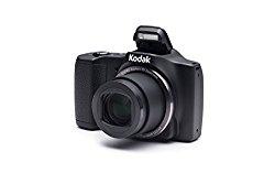 Kodak PIXPRO Friendly Zoom FZ201 16 MP Digital Camera with 20X Optical Zoom and 3″ LCD Screen (Black)