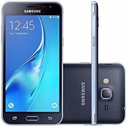 Samsung Galaxy J3 (2016) Duos SM-J320H/DS 8GB Dual SIM Unlocked GSM Smartphone – International Version, No Warranty (Black)