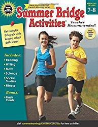 Summer Bridge Activities®, Grades 7 – 8