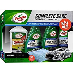 how much does turtle wax 5 piece complete care kit cost automotive. Black Bedroom Furniture Sets. Home Design Ideas