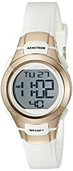 Armitron Sport Women's 45/7012 Digital Chronograph Resin Strap Watch