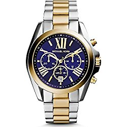 Michael Kors Watches Bradshaw Chronograph Stainless Steel Watch
