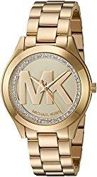 Michael Kors Watches Mini Slim Runway Watch