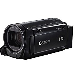 Canon VIXIA HF R700 Full HD Camcorder with 57x Advanced Zoom, 1080P Video, 3″ Touchscreen and DIGIC DV 4 Image Processor – Black (Certified Refurbished)