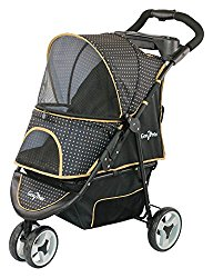 Gen7Pets Promenade Pet Stroller, Gold Nugget